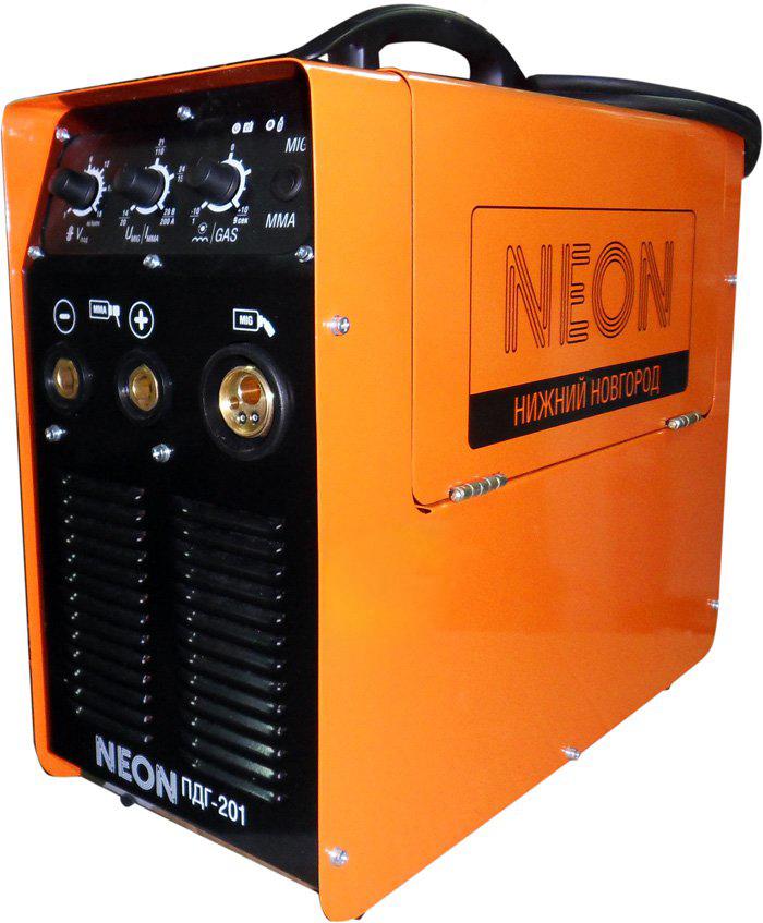 Сварочный аппарат NEON ПДГ 201