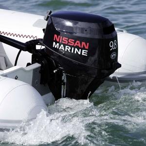 купить лодочный мотор ниссан марине в костроме